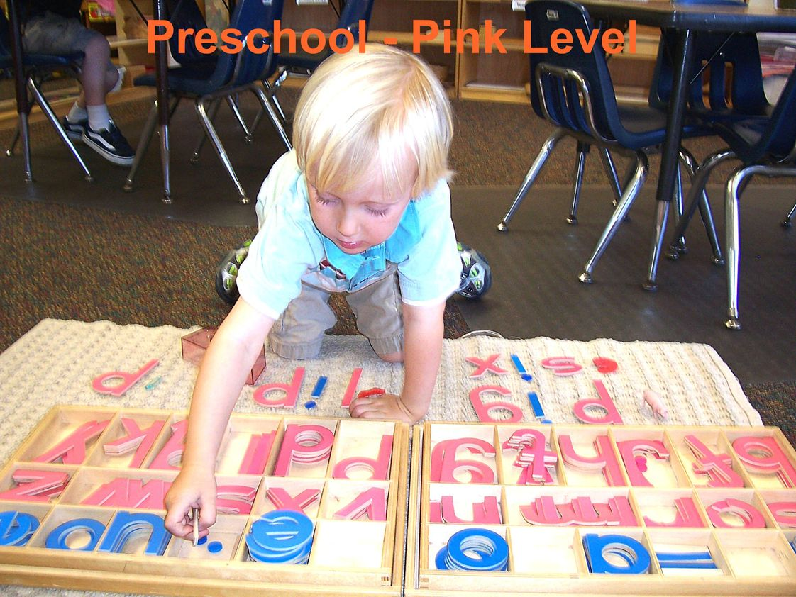 Laguna Niguel Montessori Center Photo #1 - Learning to read is key to a successful academic career. We make it fun.