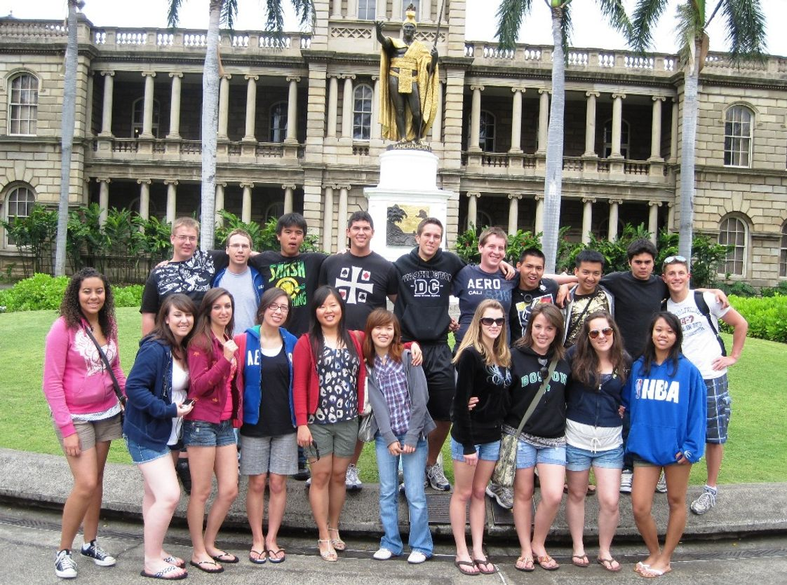 Lodi Academy Photo #1 - Annual Senior class trip to Hawaii