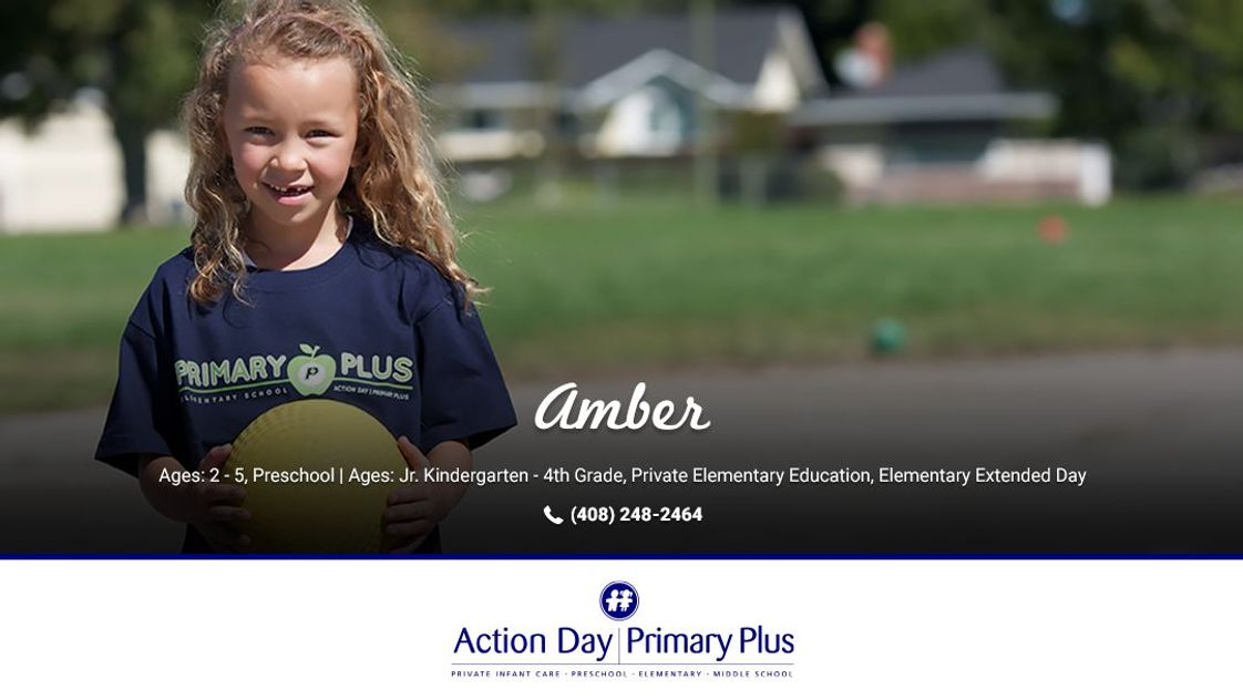 Action Day | Primary Plus - Amber Photo #1