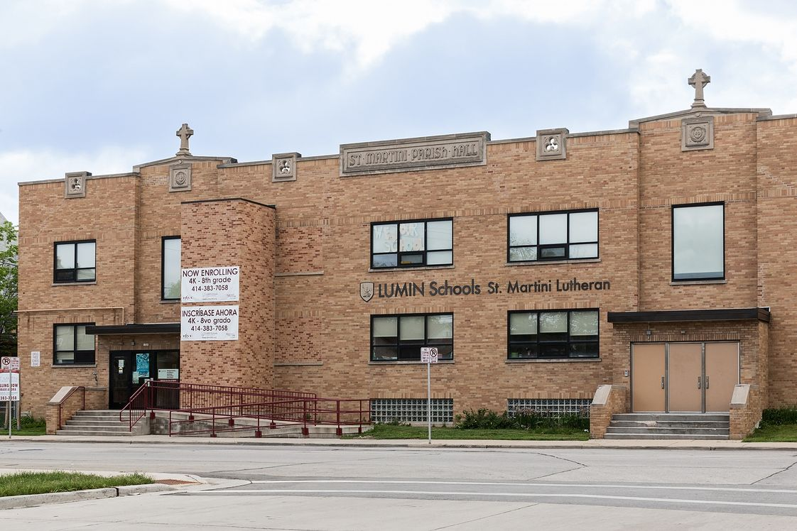 St. Martini Lutheran School Photo #1 - 1520 S. Cesar E. Chavez Dr., Milwaukee, WI 53204