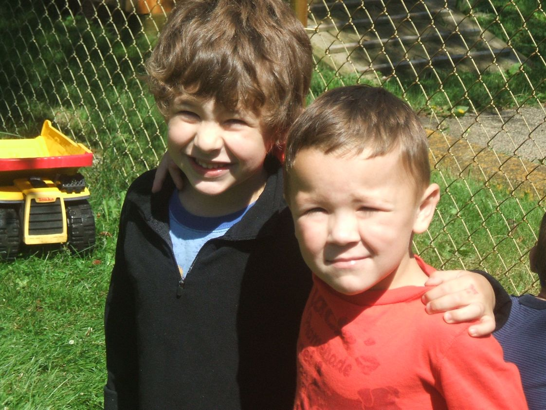 Goshen Christian Montessori Photo #1 - Good friends