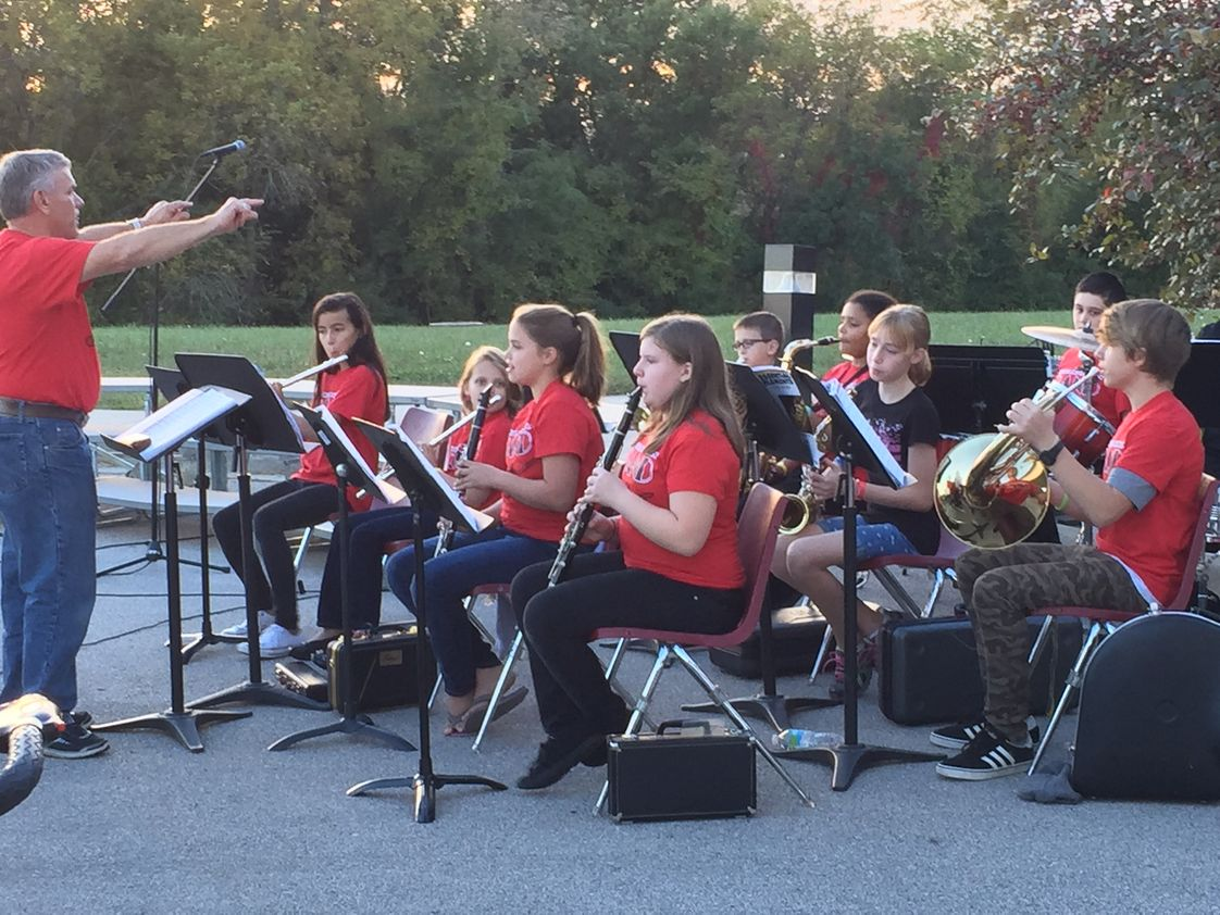 Northland Christian Education System Photo - Middle School Band