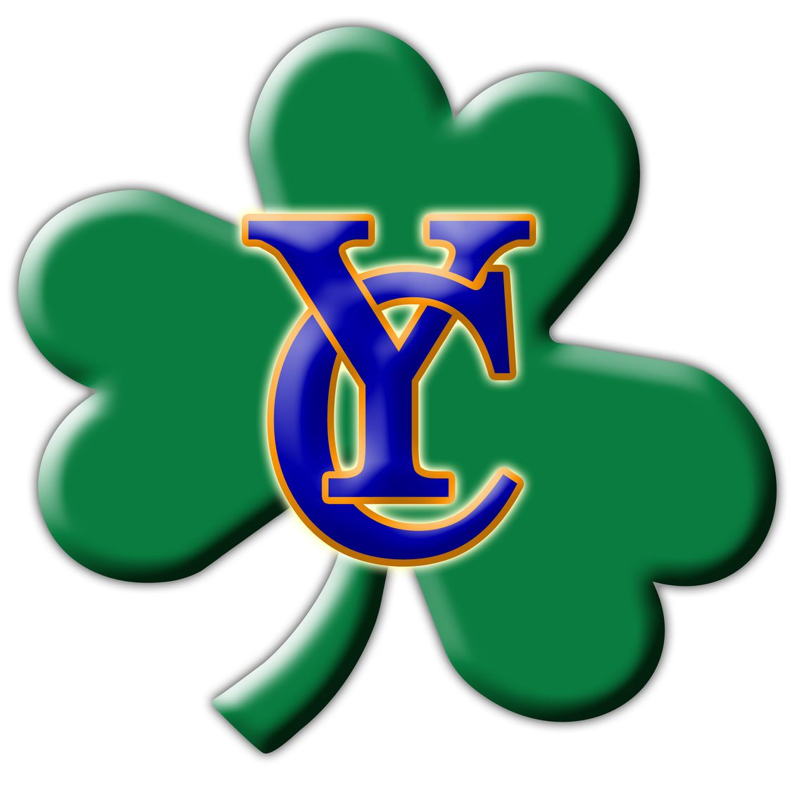 Yuma Catholic High School Photo - Logo - Yuma Catholic High School Shamrocks