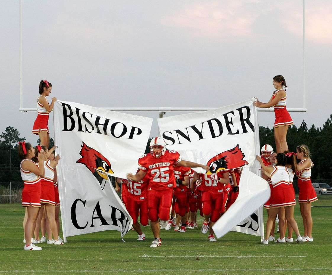 Bishop John J Snyder High School Photo #1 - Join us at Snyder! You'll love the Cardinal lifestyle.