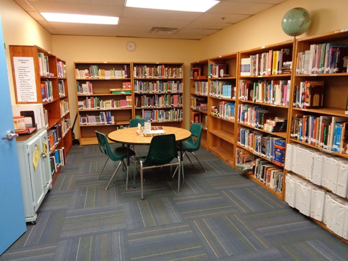 Youth In Transition School Photo #1 - Student Library