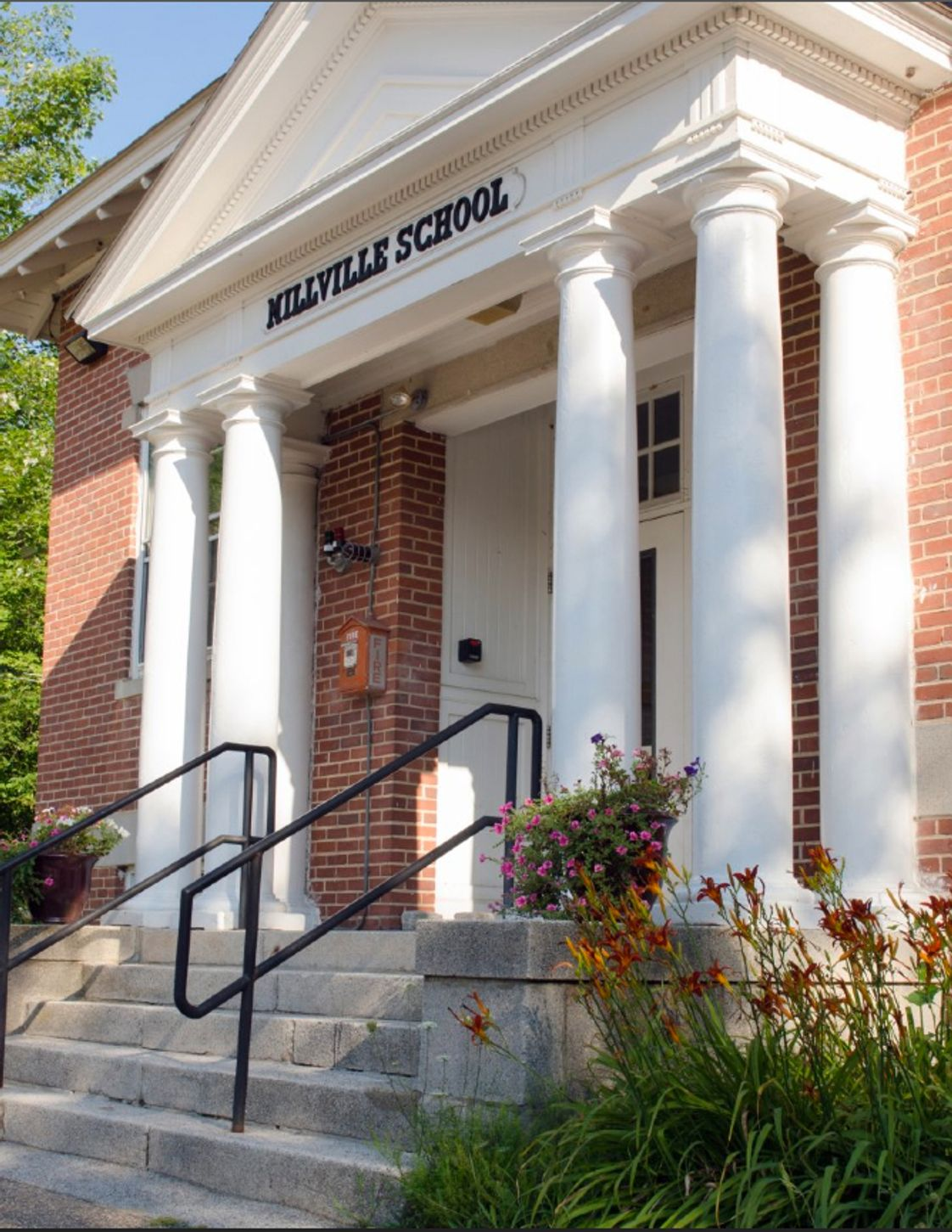 Parker Academy Photo - Parker Academy - Millville Building Location: 2 Fisk Rd, Concord, NH