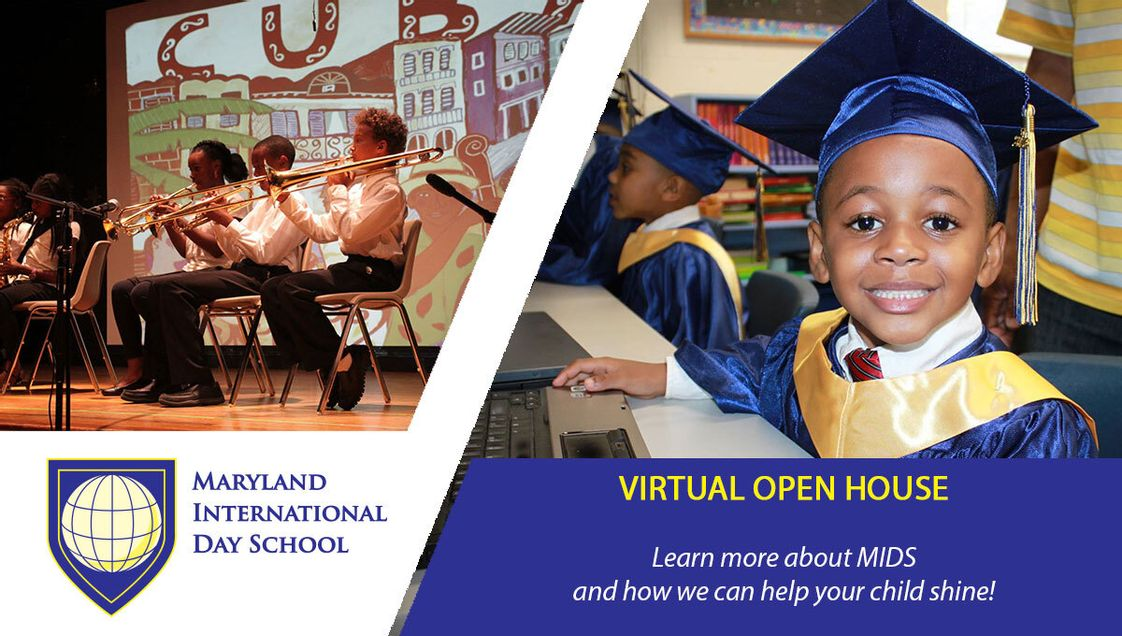 The Maryland International Day School Photo - Join us for some exciting Open House sessions!