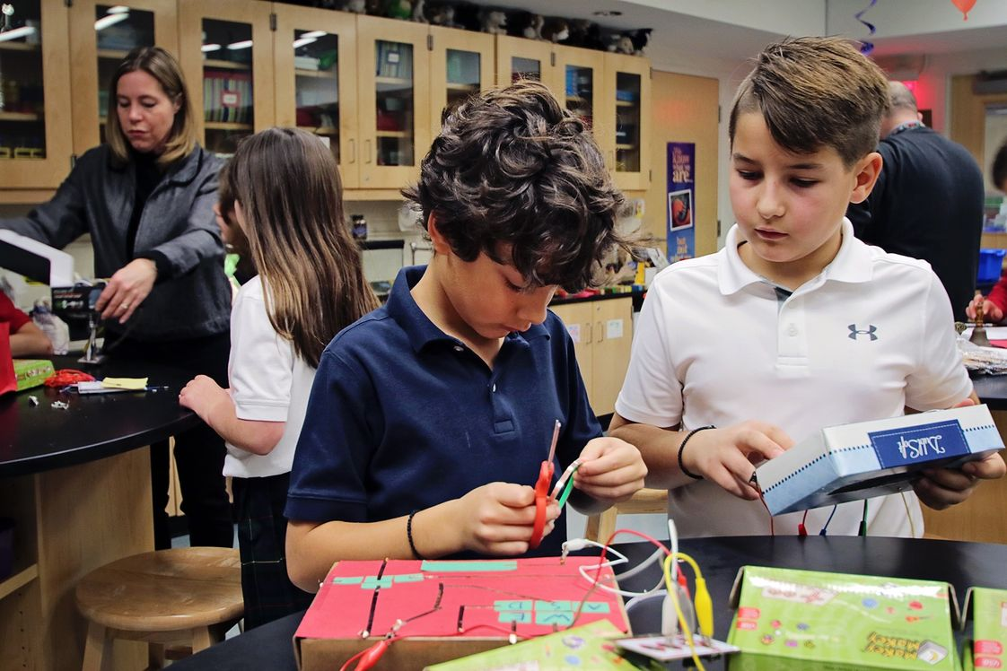University Liggett School Photo - We focus on building skills, not covering content. The Liggett approach places a premium on skill development through scaffolding and mastery; teachers seek to foster a student-centered learning environment by calling on backward design, student choice, and vertical and horizontal alignment to support their charges and enrich their experience.