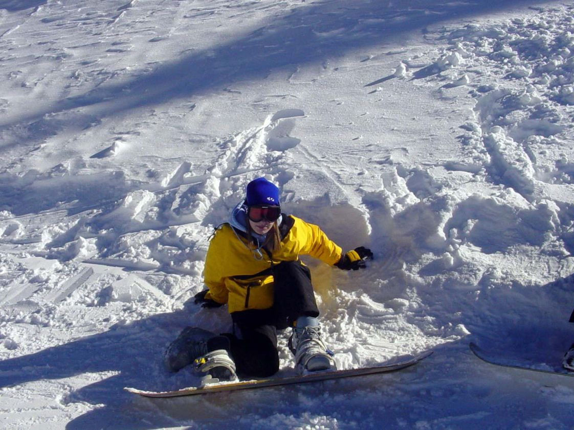Accelerated Schools Photo #1 - snowboarding