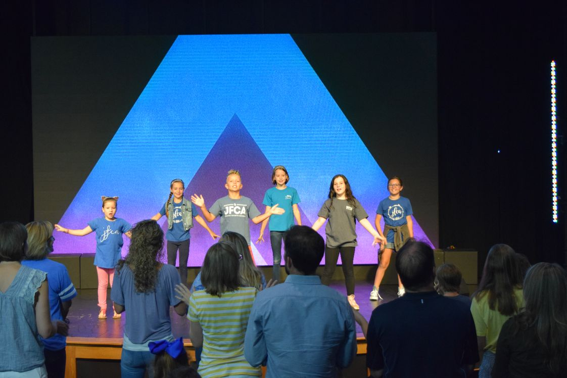 Johnson Ferry Christian Academy Photo - Elementary Chapel and Middle School/ High School Chapels are special events that happen five times each year.