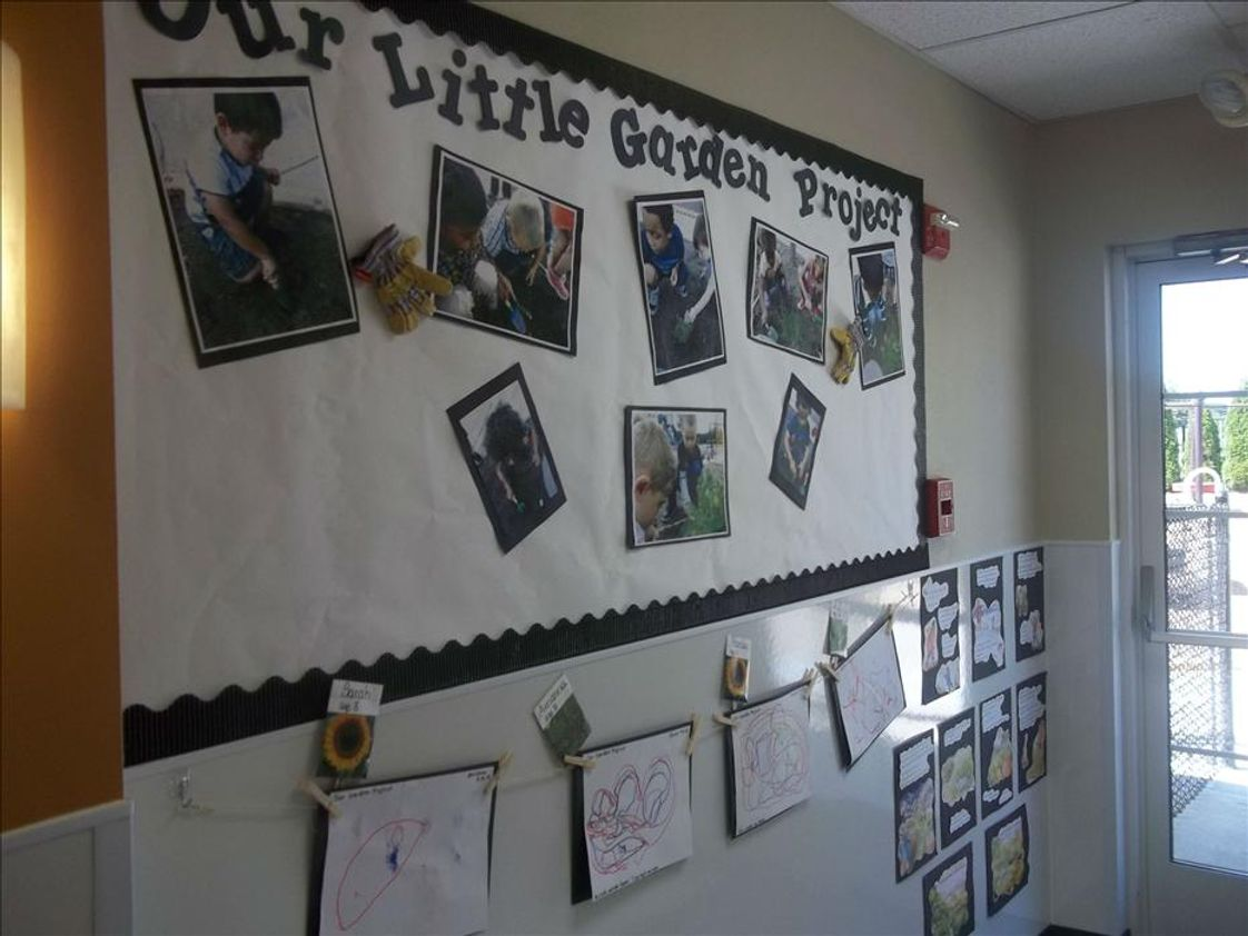 New Albany KinderCare Photo #1 - Hallway Project