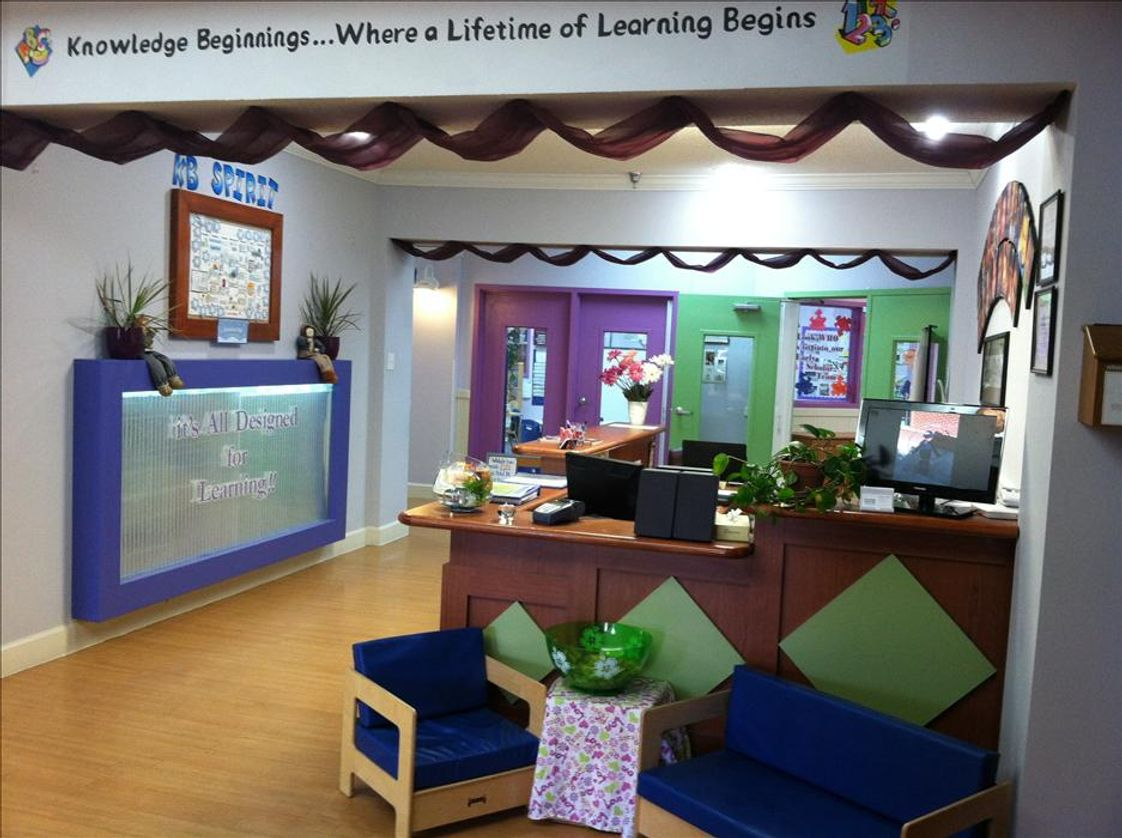 Cary Knowledge Beginnings Photo - Lobby
