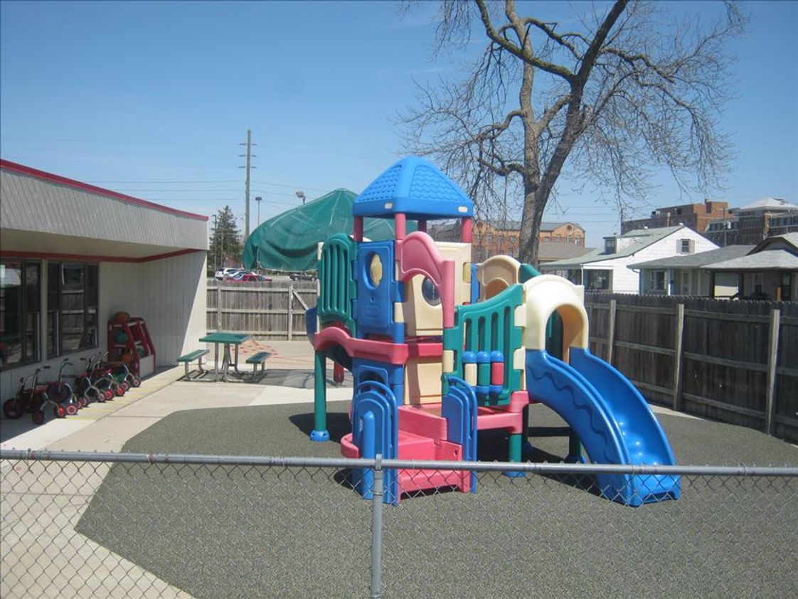 Beech Grove KinderCare Photo #1 - Preschool and School Age Playground