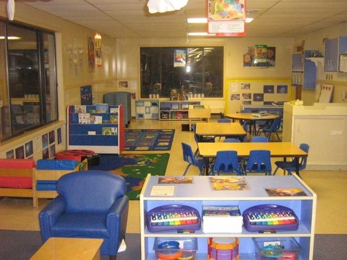 South Hulen KinderCare Photo #1 - Discovery Preschool Classroom