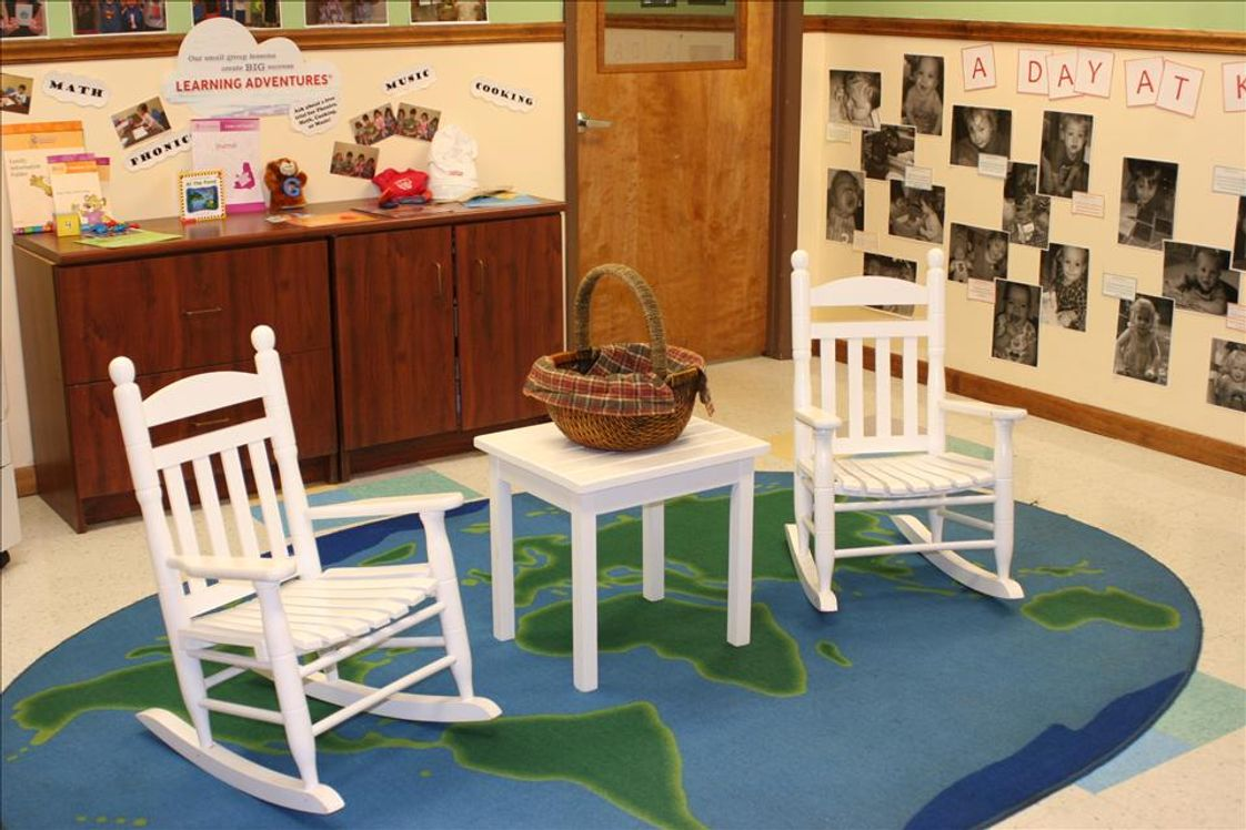 Winter Springs KinderCare Photo - Winter Springs KinderCare Lobby