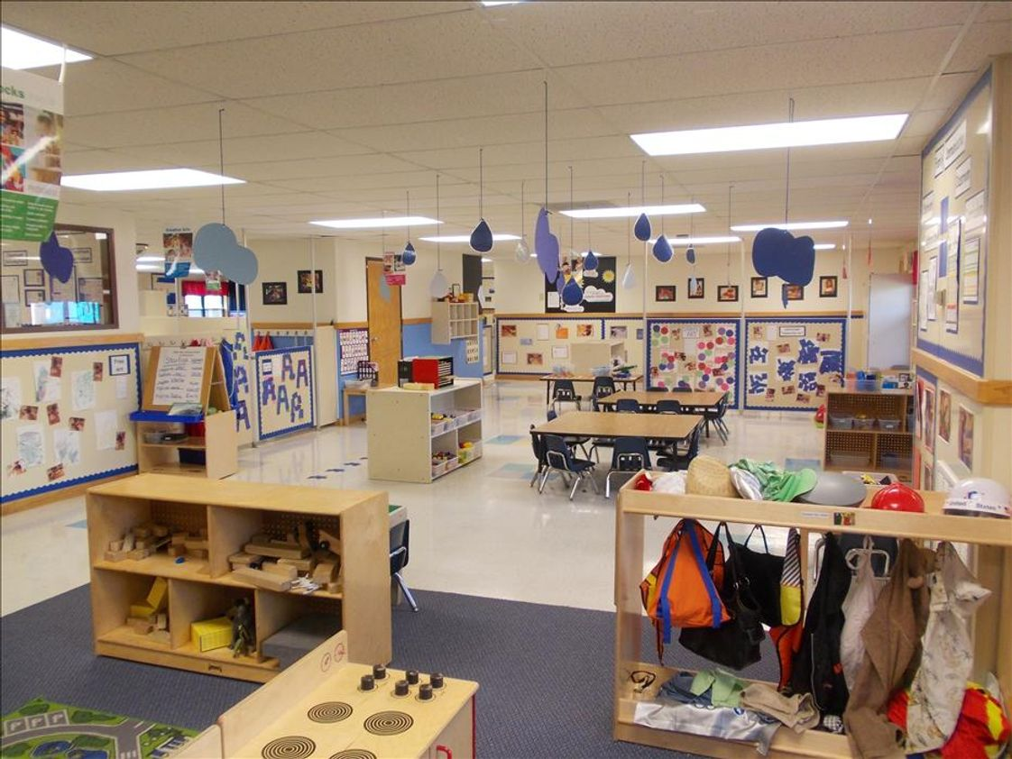 Franklin KinderCare Photo #1 - Preschool Classroom
