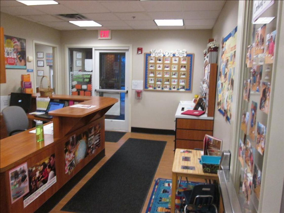 Whippany KinderCare Photo #1 - Lobby