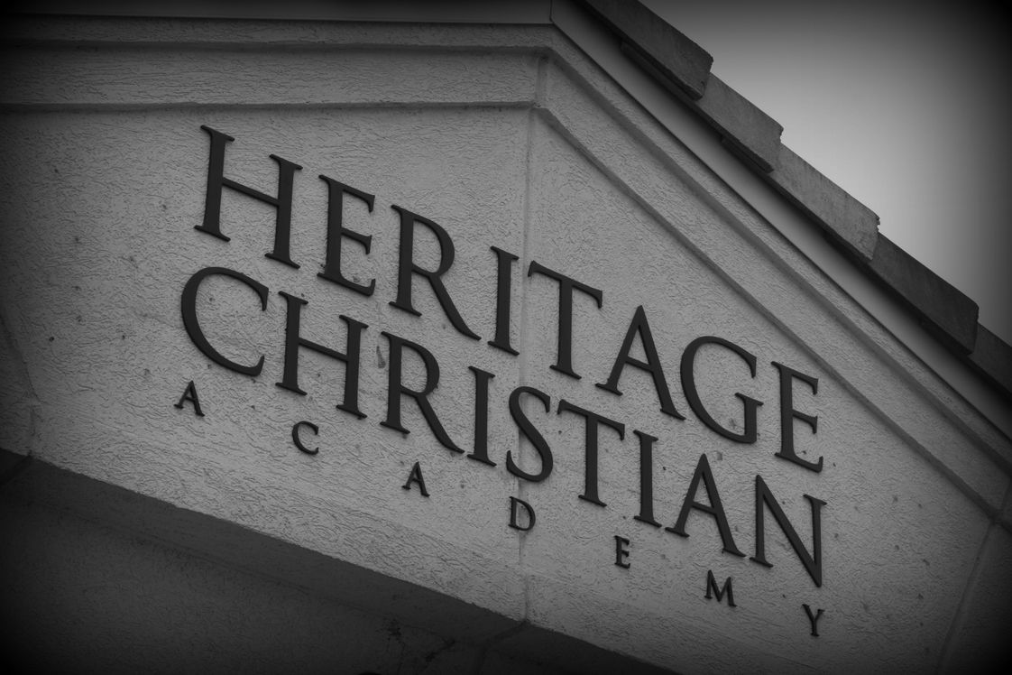 Heritage Christian Academy Photo - HCA has two campuses.