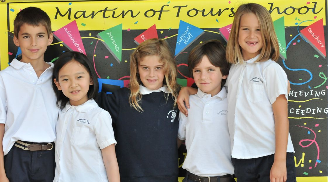 St martin of tours school