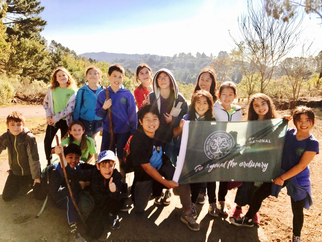 Shu Ren International School Photo #1 - Experiential learning in the Bay Area. Students participate in approximately 6 experiences outside of school and 6 within school as part of the International Baccalaureate Primary Years Programme.