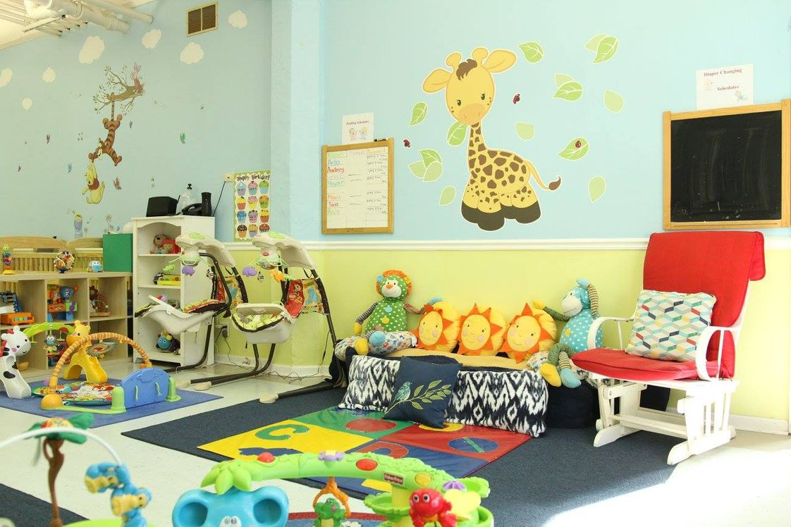 Kc's Academy LLC Photo #1 - Infant 1 circle time area