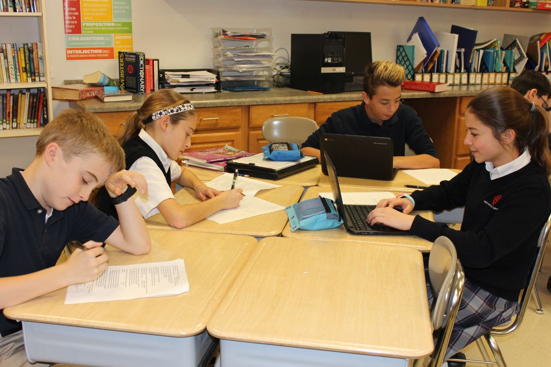Holy Cross Catholic School Profile
