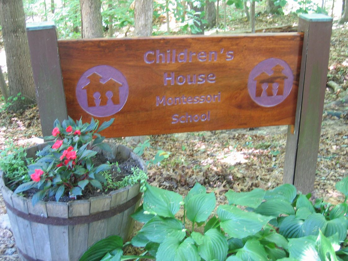 Children's House Montessori School Of Reston Photo - Welcome To Children's House Montessori School, set in a beautiful Natural wooded area. A wonderful environment to encourage children to explore.