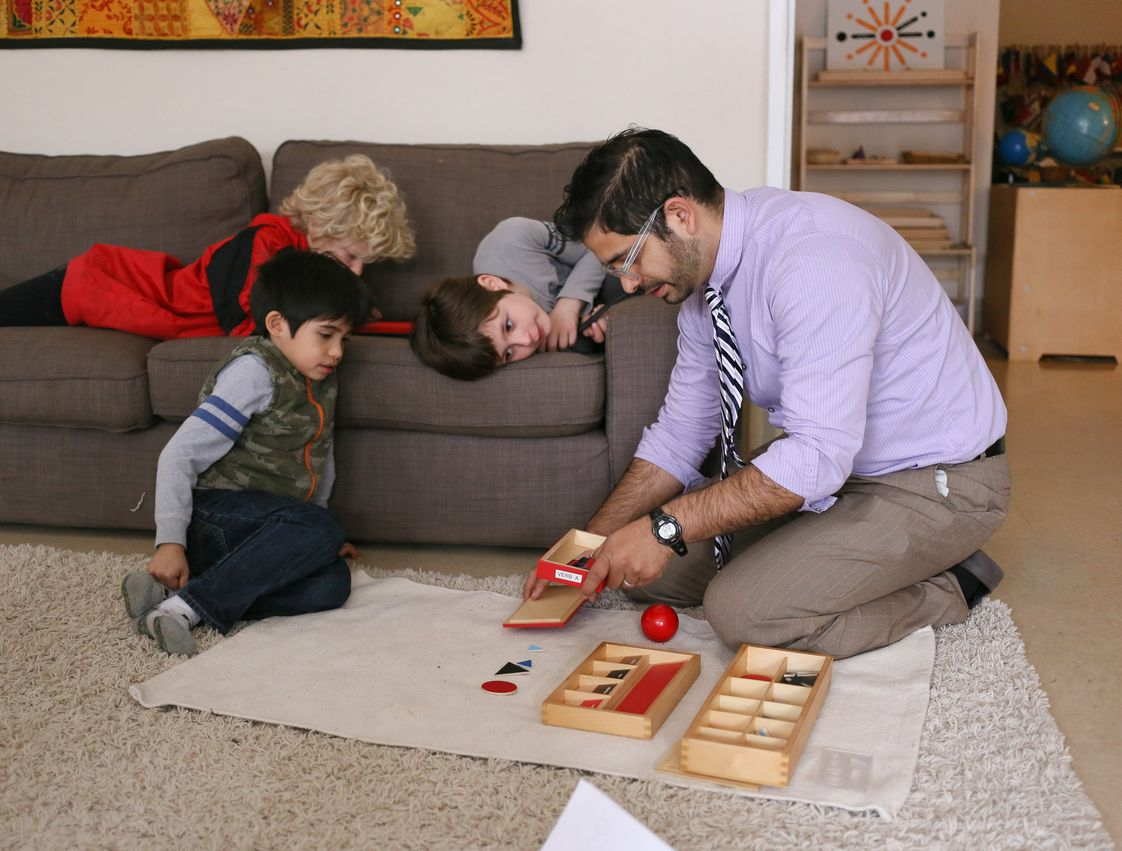 Montessori East Photo - Language - Reading Analysis