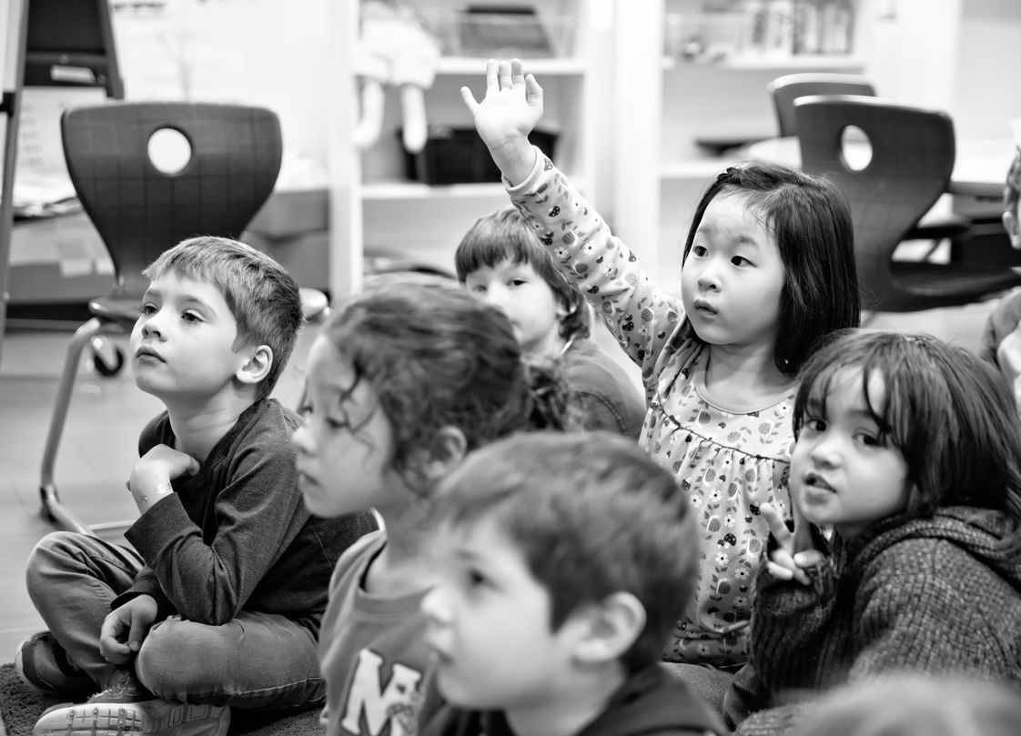 BASIS Independent Brooklyn Photo - Our Early Learning Program (PreK-1, PreK-2, and kindergarten) fosters discovery, independence, and a love of learning.