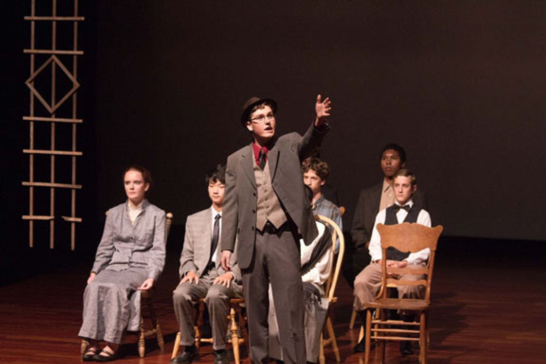 Waldorf School Of The Peninsula Photo - High School Drama