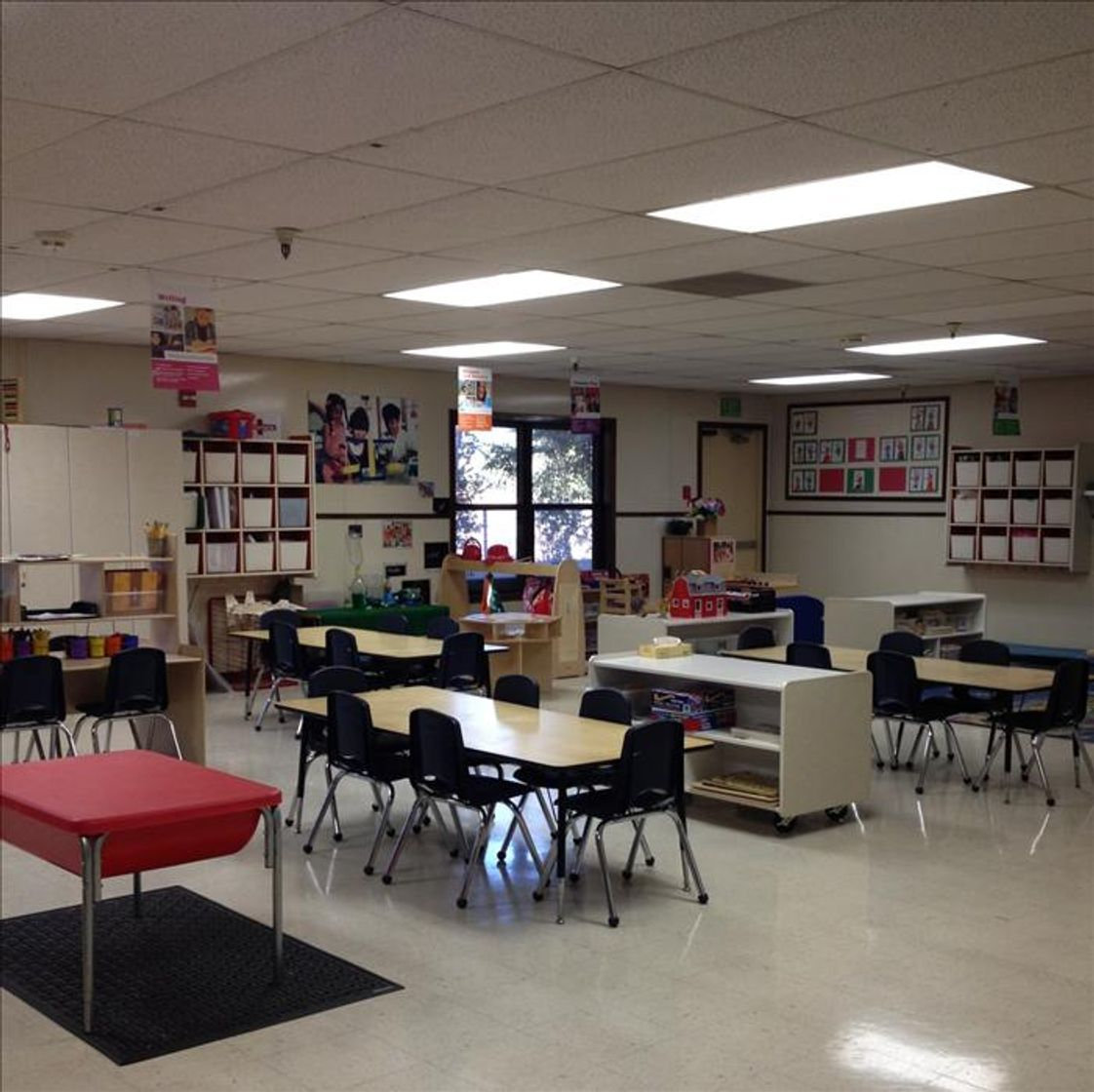 Morgan Hill KinderCare Photo #1 - Pre-Kindergarten Classroom