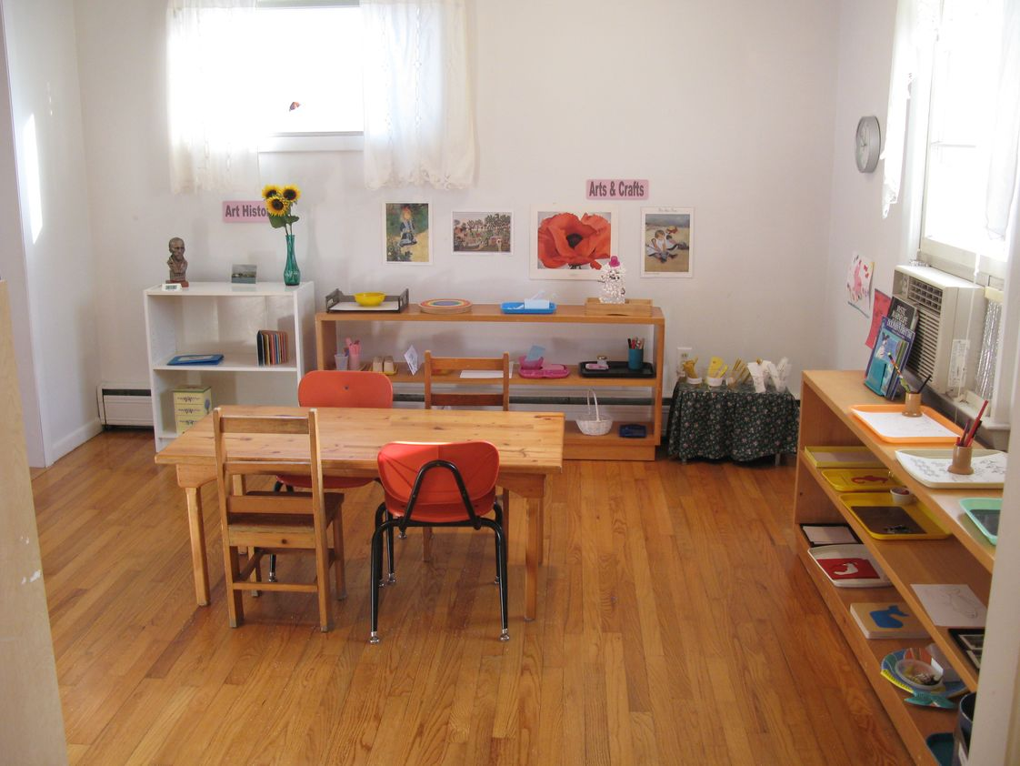 Montessori School Of Madison Photo #1 - Classroom