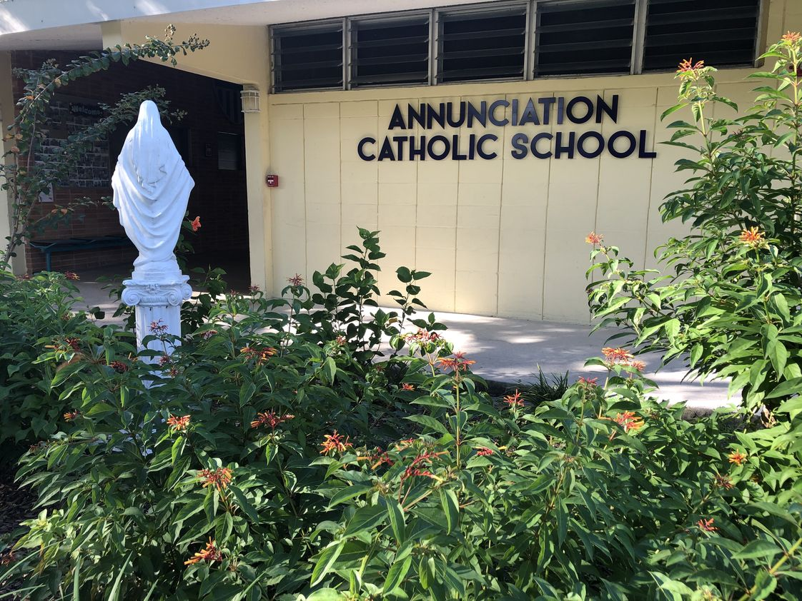 Annunciation Catholic Elementary School Photo #1