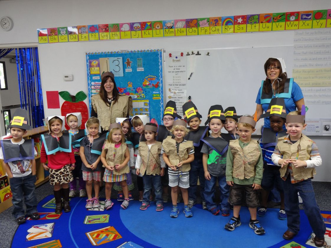 Naples Christian Academy Photo #1 - It was a great day of Thanksgiving celebrations at NCA!