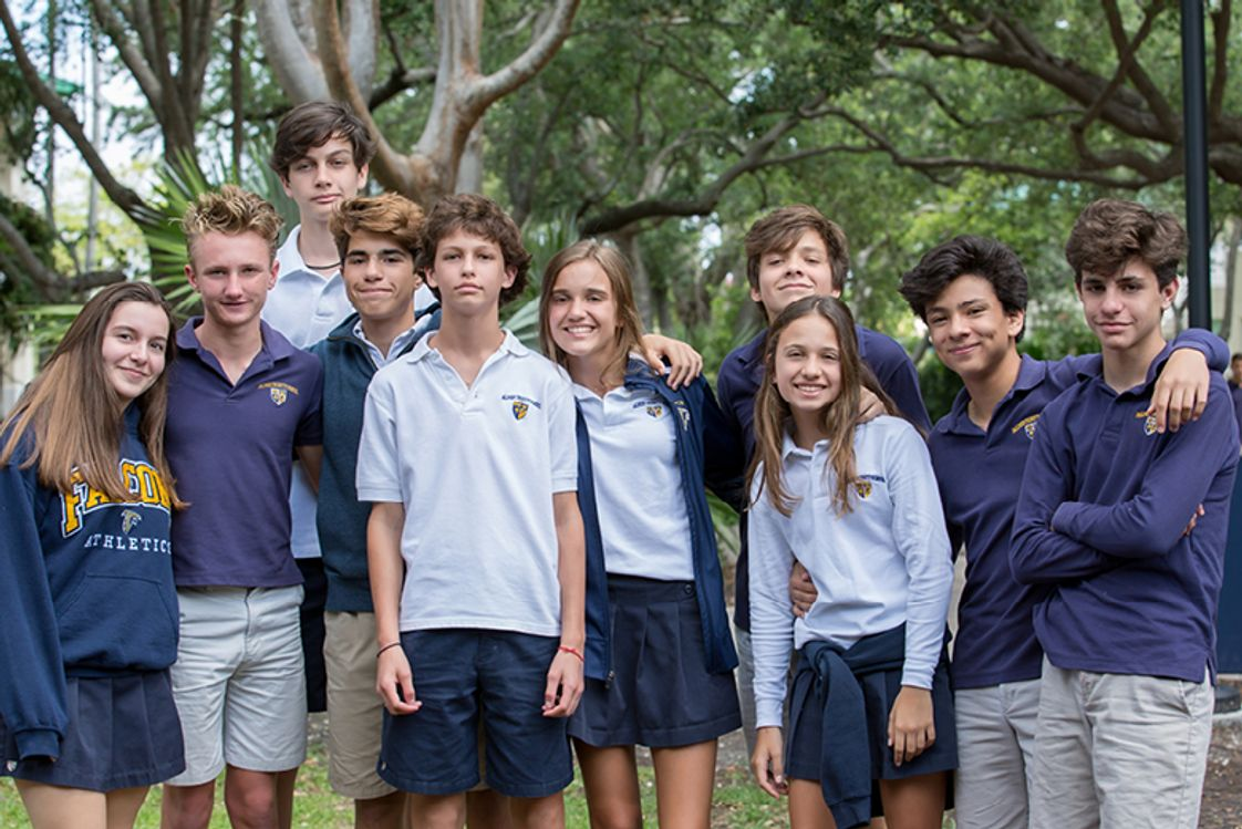 Palmer Trinity School Photo #1 - Palmer Trinity School is an independent, college preparatory, coeducational Episcopal day school located on 55 acres in Palmetto Bay, Florida. The school currently enrolls more than 770 students in grades 6-12.