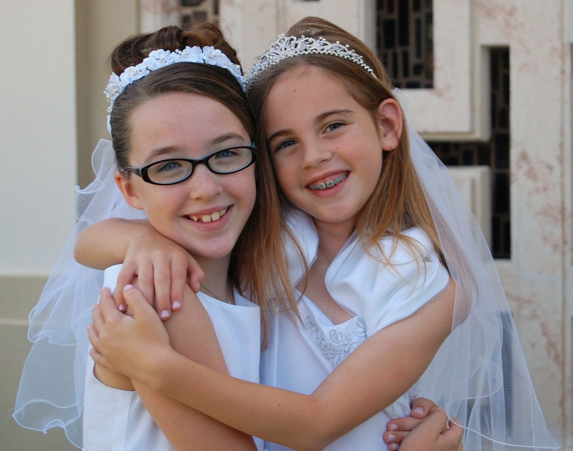 Saint Anthony Catholic School Photo #1 - Second Graders celebrate their First Holy Communion in our church.