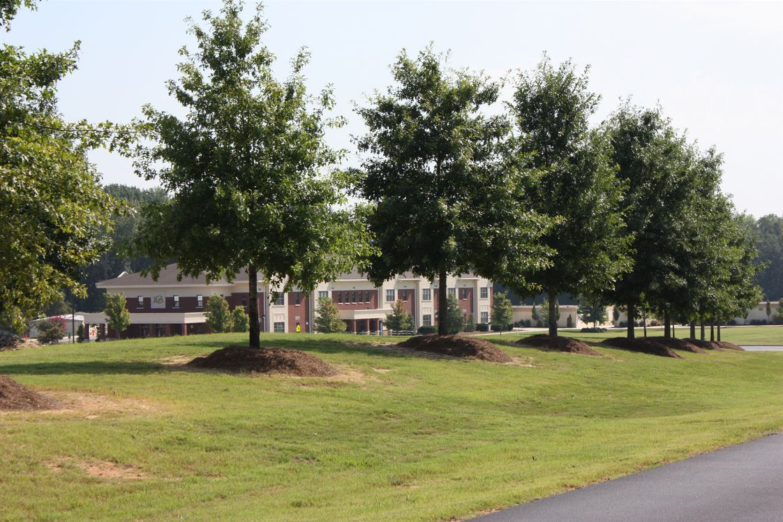 Loganville Christian Academy Photo - Located on 75 beautiful acres in Loganville, GA with over 90,000 square feet of instructional space.
