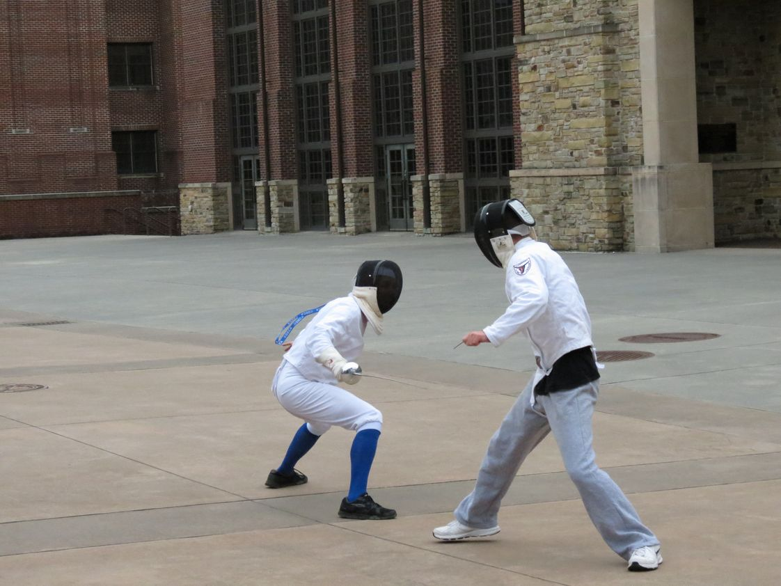 Riverside Military Academy Photo #1 - Fencing Club at Riverside Military Academy