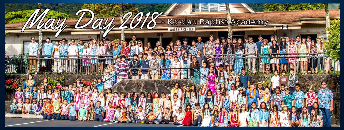Koolau Baptist Academy Photo #1 - Aloha from Ko'olau Baptist Academy! We are a ministry of Ko'olau Baptist Church. Our desire is to provide a distinctly Christian education to our families and our community (Matthew 28:19-20; Ephesians 4:12-14). From a Bible-based, Christ-centered approach to education we the academic, physical, social, and spiritual development of every student.
