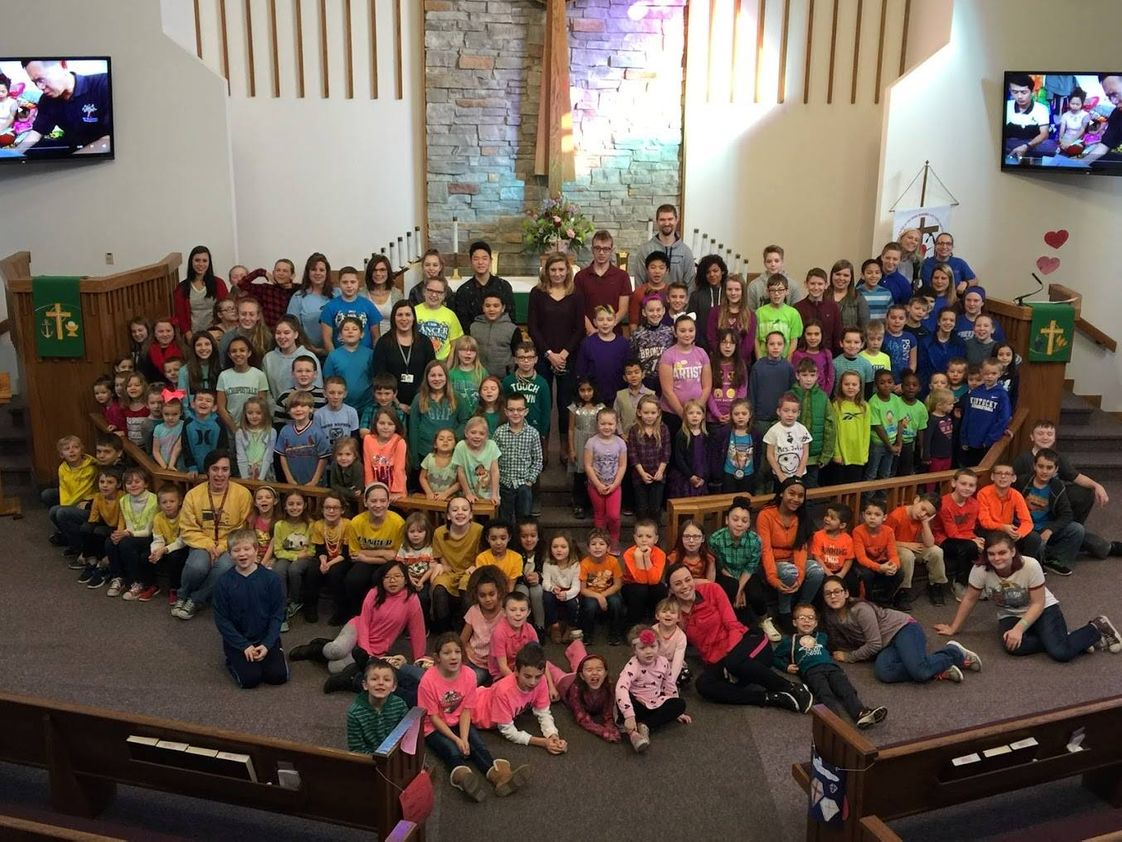 Immanuel Lutheran School Photo #1 - Immanuel School celebrating Lutheran Schools Week