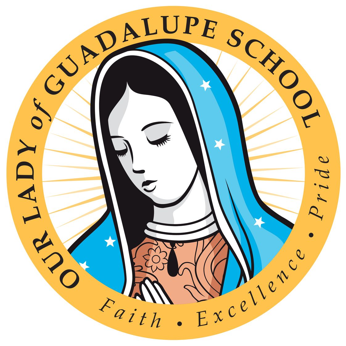 Our Lady Of Guadalupe School Photo - The Pride of South Chicago!