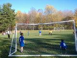 We do have sports competitions with other Christian Schools.  This is a soccer game.