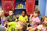 Redd School provides toddlers with a hands-on educational experience that prepares them for future academic success.