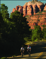 Verde Valley School Photo - The VVS cycling team trains locally and competes throughout the state.