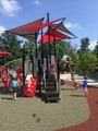BASIS Independent McLean Photo - Summer camp students enjoy our new outdoor play area.