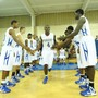 Lyman Ward Military Academy Photo #5 - The Ranger Basketball Team welcomes Cadet McMullen from Georgia, to the court.
