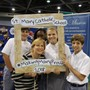 St Mary Catholic School Photo - Representing at the Mobile Chamber of Commerce Expo! #MakingMaryProud