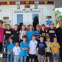 Cottage Hill Christian Academy Photo #3 - K5 Enjoyed a Visit from the Fire truck and Ambulance