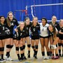 Brethren Christian High School Photo #3 - Brethren Christian Athletics: Girls Volleyball