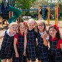 St. Theresa School Photo #5 - The private playground and outdoor space gives students an opportunity to play and socialize in a safe and secure environment.